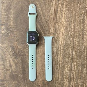 Apple Watch Series 3 42mm with Cellular Silver